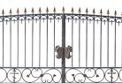 Berrigal Wrought iron fencing 10