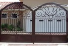 Berrigal Wrought iron fencing 2