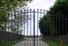 Berrigal Wrought iron fencing 9